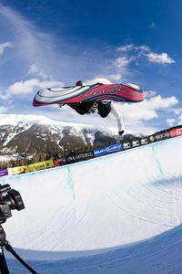 Ellery Hollingsworth Photo ©Tom Zikas  U.S. Snowboarding Grand Prix  December 12–13, 2008