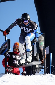 Zach Kay 2009 LG Snowboarding World Cup in Telluride, Colorado Photo © Oliver Kraus Image may be used for editorial use only.