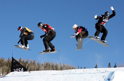 Graham Watanabe 2009 LG Snowboarding World Cup in Telluride, Colorado Photo © Oliver Kraus Image may be used for editorial use only.