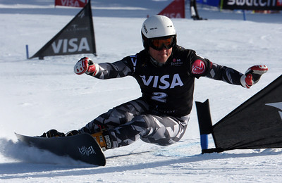 Tyler Jewell 2009 LG Snowboarding World Cup in Telluride, Colorado Photo © Oliver Kraus Image may be used for editorial use only.