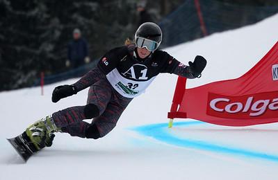 2010 LG Snowboarding FIS PGS World Cup - Kreischberg
