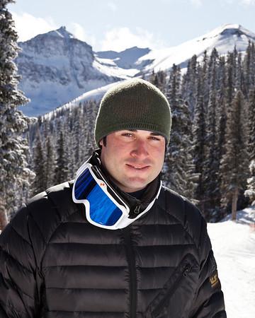 2009-10 PGS Snowboarding Headshots
