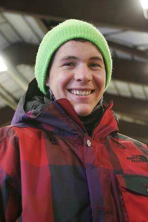 2009-10 Snowboarding head shots Halfpipe