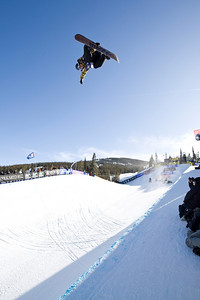 Jack Mitrani 2009 Sprint U.S. Snowboarding Grand Prix at Photo © Tom Zikas
