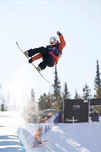 Ellery Hollingsworth 2009 Sprint U.S. Snowboarding Grand Prix at Photo © Tom Zikas