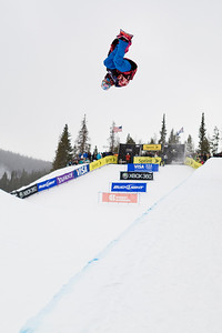 Gerg Bretz 2009 Sprint U.S. Snowboarding Grand Prix at Copper Photo © Tom Zikas