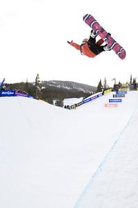 Ellery Hollingsworth 2009 Sprint U.S. Snowboarding Grand Prix at Copper Photo © Tom Zikas