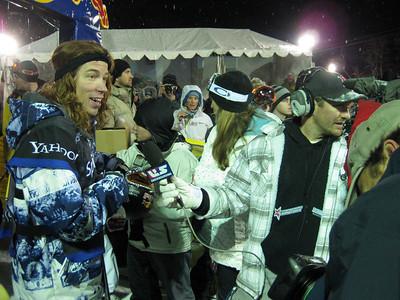 Sprint U.S. Snowboarding Grand Prix at Park City Mountain Resort in Utah. Photo: Jen Desmond/U.S. Snowboarding