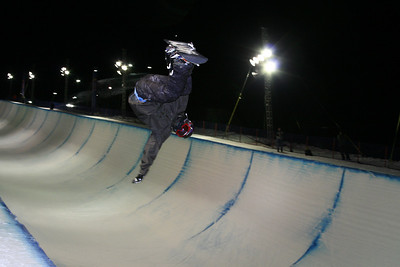 The Sprint U.S. Snowboarding Grand Prix at Park City Mountain Resort in Utah. Photo: Jen Desmond/U.S. Snowboarding