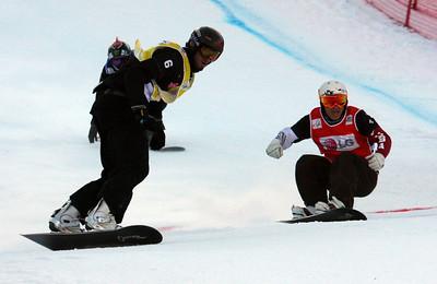 Graham Watanabe 2010 LG Snowboarding World Cup in Stonham Photo © Oliver Kraus/FIS