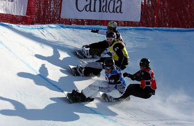 Alex Deibold 2010 LG Snowboarding World Cup in Stonham Photo © Oliver Kraus/FIS