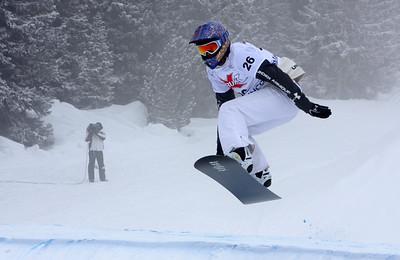 2010 LG Snowboard FIS SBX World Cup - Valmalenco