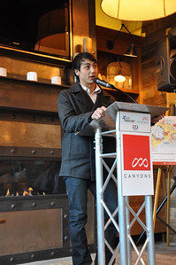 2010 Sprint U.S. Snowboarding Grand Prix at the Canyons Announcement Jonathan Cheever November 9, 2010 Photo: Katie Perhai/U.S. Snowboarding