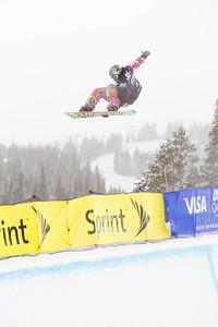 2011 Sprint U.S. Snowboarding Grand Prix at Copper Mountain Photo © Tom Zikas