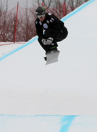 2012 Snowboardcross FIS World Cup - Blue Mountain, Ontario