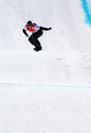 2013 FIS Snowboardcross World Cup - Veysonnaz, Switzerland