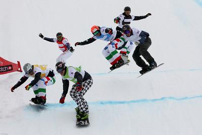 SBX World Cup Telluride Finals