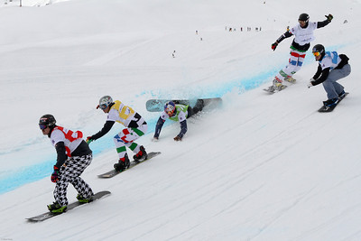 SBX World Cup Telluride Finals