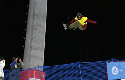 Olympic Test Event - Sochi, Russia