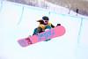 Kelly Marren<br /> Halfpipe qualifications<br /> 2013 Sprint U.S. Snowboarding Grand Prix in Park City, Utah<br /> Photo: Sarah Brunson/U.S. Snowboarding