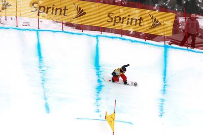 2013 Sprint U.S. Snowboarding Grand Prix - Canyons, UT