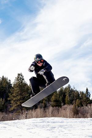 2013 U.S. Snowboardcross Team pre-season training at Gorgoza Park