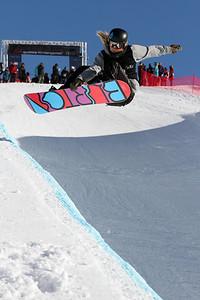 FIS Snowboard World Cup Halfpipe Cardrona