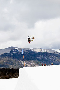 Sage Kotsenburg 2013 U.S. Snowboarding Spring Camp at Mammoth, CA Photo: Sarah Brunson/U.S. Snowboarding