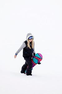 Hannah Teter 2013 U.S. Snowboarding Spring Camp at Mammoth, CA Photo: Sarah Brunson/U.S. Snowboarding