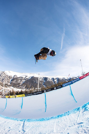 2013 Sprint U.S. Snowboarding Grand Prix - Copper, CO