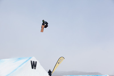 Staale Sandbech - NOR 2013 Sprint U.S. Snowboarding Grand Prix at Copper Mountain, Colorado. FIS World Cup Slopestyle snowboarding finals Photo: Sarah Brunson/U.S. Snowboarding