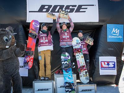 2014 Sprint U.S. Snowboarding Grand Prix at Mammoth