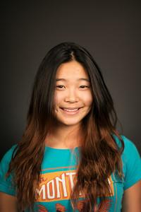 Chloe Kim 2014-15 U.S. Snowboarding Team Photo: USSA