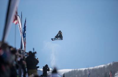 Gold U.S. Snowboarding Grand Prix Park City 2016