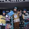 Women's Snowboard Podium U.S. Snowboarding Grand Prix Park City 2016