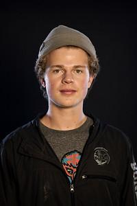 Brandon Davis 2015-16 U.S. Snowboarding Slopestyle Headshots Photo: U.S. Snowboarding