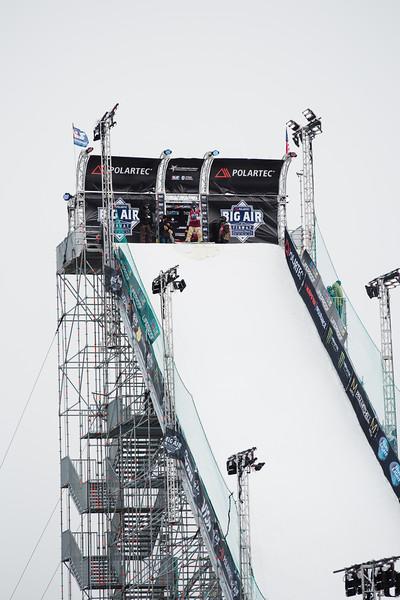 Ryan Stassel<br /> Snowboard qualifiers<br /> 2016 Polartec Big Air at Fenway U.S. Snowboarding Grand Prix<br /> Photo: U.S. Snowboarding