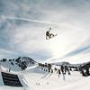 Ryan Stassel<br /> Snowboard Slopestyle finals<br /> 2016 U.S. Snowboarding Grand Prix at Mammoth<br /> Photo: Sarah Brunson/U.S. Snowboarding