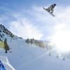 Ryan Stassel<br /> Snowboarding Slopestyle finals<br /> 2016 U.S. Snowboarding Grand Prix at Mammoth Mountain, CA<br /> Photo: Melanie Harding/U.S. Snowboarding