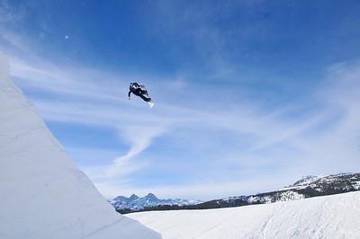 2016 U.S. Snowboarding Grand Prix - Mammoth