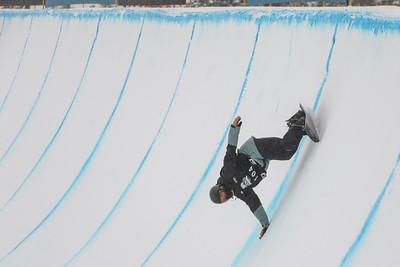 Rev Tour 2016 - Copper Mountain, CO Snowboarding Photo © Tripp Fay