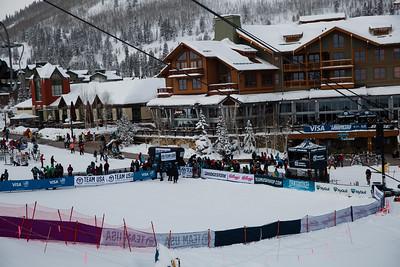 2016 Team USA Winter Champions Series - Copper, CO Big Air snowboarding finals Photo: U.S. Snowboarding