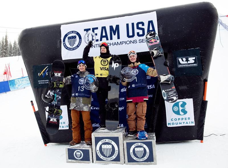 2016 Toyota U.S. Grand Prix - Snowboarding - Copper 0507271b61