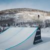 Nik Baden<br /> 2016 Team USA Winter Champions Series - Copper, CO<br /> Big Air snowboarding finals<br /> Photo: U.S. Snowboarding
