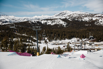 2017 Toyota U.S. Grand Prix - Mammoth - Snowboarding