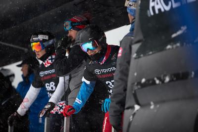 Jerome Lymann Qualifiers 2017 Toyota U.S. Grand Prix - Snowboardcross at Solitude Resort Photo: U.S. Snowboarding