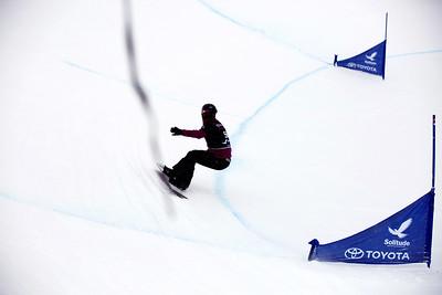 Geza Kinda Qualifiers 2017 Toyota U.S. Grand Prix - Snowboardcross at Solitude Resort Photo: U.S. Snowboarding