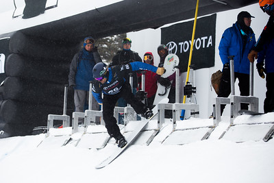 Seth Wescott Qualifiers 2017 Toyota U.S. Grand Prix - Snowboardcross at Solitude Resort Photo: U.S. Snowboarding