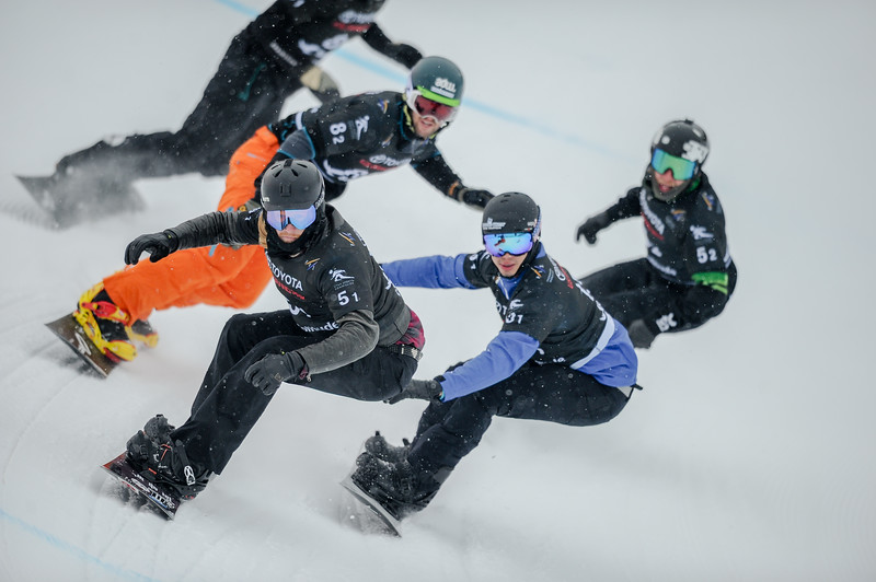 U.S. Grand Prix Ski and Snowboard Cross