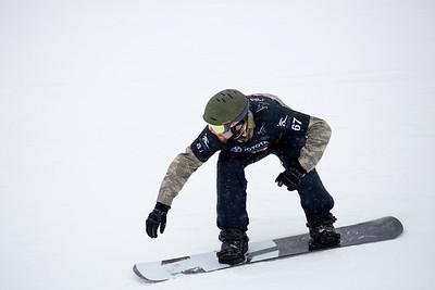 Muhammad Cam Boydak Qualifiers 2017 Toyota U.S. Grand Prix - Snowboardcross at Solitude Resort Photo: U.S. Snowboarding